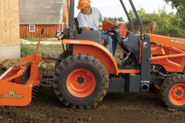 Land Pride | Dirtworking | MR15 Series Box Scrapers for sale at Sorum Tractor Co., Inc.