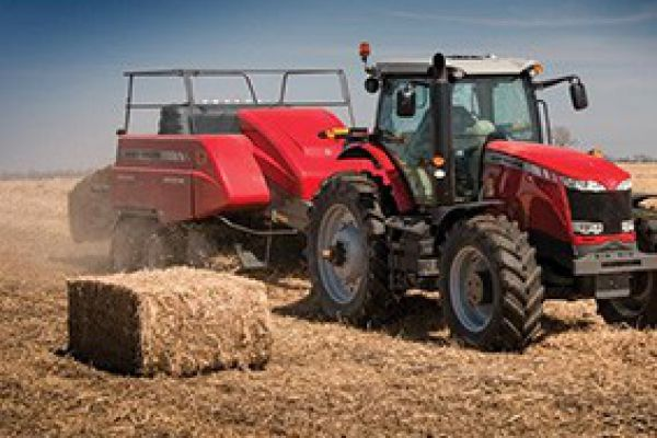 Massey Ferguson | Square Balers | 2200 Series Large Square Balers for sale at Sorum Tractor Co., Inc.