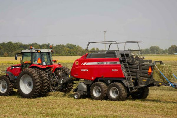 Massey Ferguson | 2200 Series Large Square Balers | Model MF 2250 (3'x3') for sale at Sorum Tractor Co., Inc.