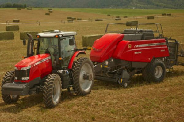 Massey Ferguson | 2200 Series Large Square Balers | Model MF 2290 (4'x4') for sale at Sorum Tractor Co., Inc.