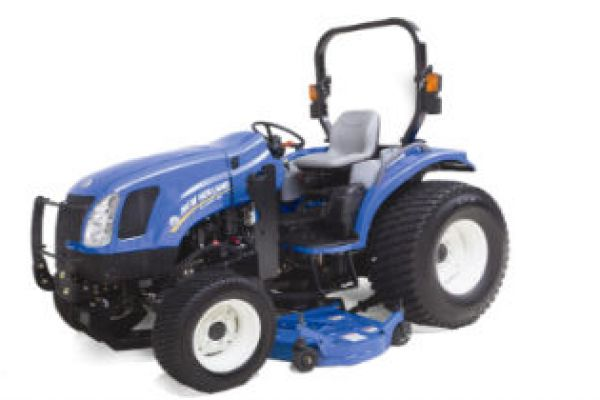 New Holland | Tractors & Telehandlers | Boomer™ EasyDrive™ for sale at Sorum Tractor Co., Inc.