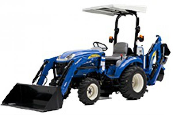 New Holland | Tractors & Telehandlers | Boomer™ Compact 24 HP for sale at Sorum Tractor Co., Inc.