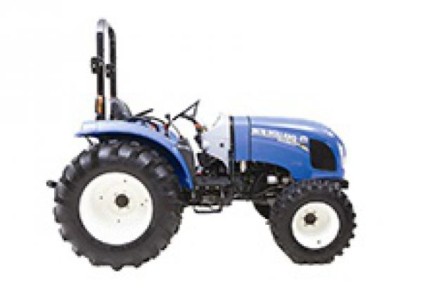 New Holland | Tractors & Telehandlers | Boomer™ Compact 33-47 HP Series for sale at Sorum Tractor Co., Inc.