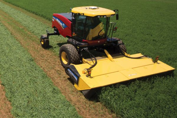 New Holland | Windrower Headers | Model Durabine™ 416 Specialty Grass Crop for sale at Sorum Tractor Co., Inc.