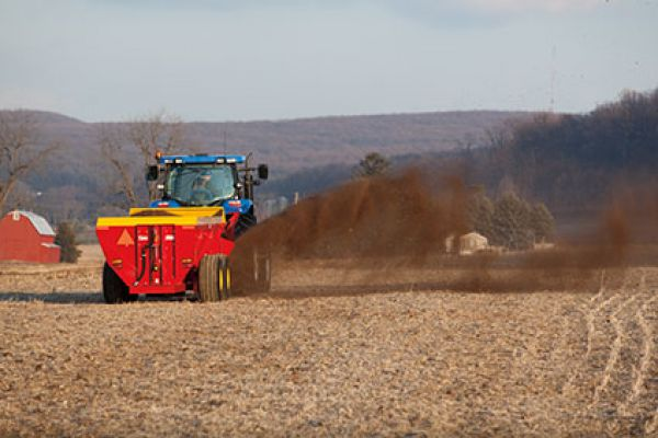 New Holland | Application Control | Model Manure Management for sale at Sorum Tractor Co., Inc.