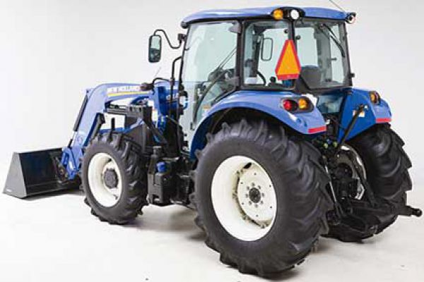 New Holland | T4 Series | Model T4.110 for sale at Sorum Tractor Co., Inc.