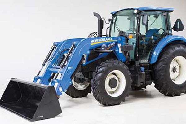 New Holland | T4 Series | Model T4.120 for sale at Sorum Tractor Co., Inc.