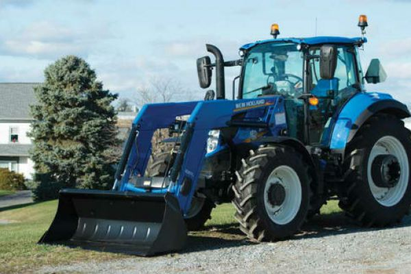New Holland | T5 Series - Tier 4B | Model T5.100 Dual Command™ for sale at Sorum Tractor Co., Inc.