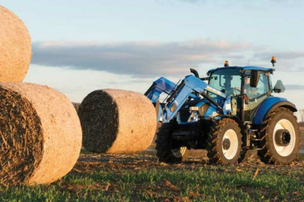New Holland | T5 Series - Tier 4B | Model T5.110 Dual Command™ for sale at Sorum Tractor Co., Inc.