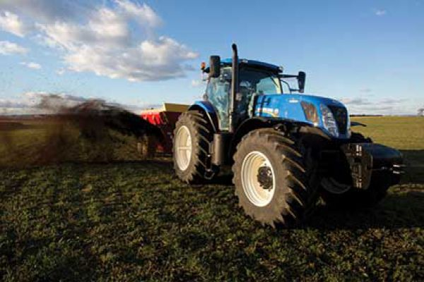 New Holland | T7 Series-Tier 4B | Model T7.175 Classic for sale at Sorum Tractor Co., Inc.