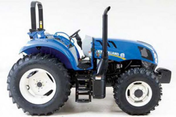 New Holland | TS6 Series – Tier 4B | Model TS6.120 High Clearance for sale at Sorum Tractor Co., Inc.