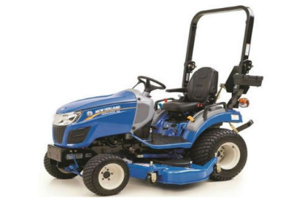 New Holland | Workmaster™ 25S Sub-Compact | Model WM25S + 160GMS MMM for sale at Sorum Tractor Co., Inc.