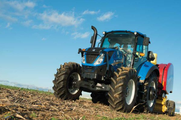 New Holland | T5 Series - Tier 4B | Model T5.90 Dual Command™ for sale at Sorum Tractor Co., Inc.
