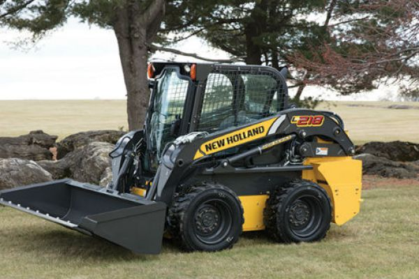 New Holland | Skid Steer Loaders | Model L218 for sale at Sorum Tractor Co., Inc.