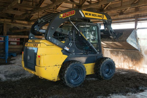 New Holland | Skid Steer Loaders | Model L228 for sale at Sorum Tractor Co., Inc.
