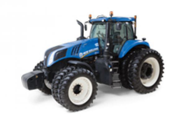 New Holland | Tractors & Telehandlers | Genesis T8 Series - Tier 4B for sale at Sorum Tractor Co., Inc.