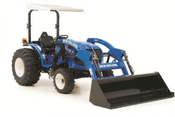 New Holland | Workmaster™ Compact 33/37 Series | Model Workmaster™ 37 for sale at Sorum Tractor Co., Inc.
