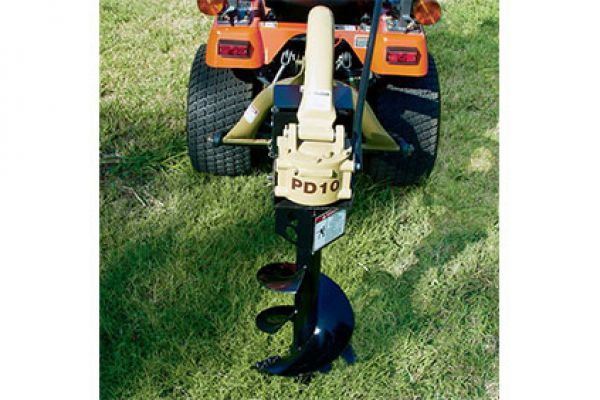 Land Pride | Dirtworking | PD10 Series Post Hole Diggers for sale at Sorum Tractor Co., Inc.