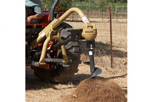 Land Pride | Dirtworking | PD25 Series Post Hole Diggers for sale at Sorum Tractor Co., Inc.