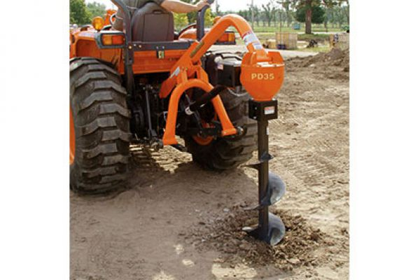Land Pride | Dirtworking | PD35 Series Post Hole Diggers for sale at Sorum Tractor Co., Inc.