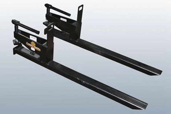Land Pride | Dirtworking | PF10 & PF20 Series Pallet Forks for sale at Sorum Tractor Co., Inc.