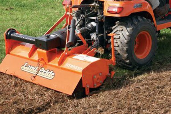 Land Pride | Rotary Tillers | RTR05 Series Rotary Tillers for sale at Sorum Tractor Co., Inc.