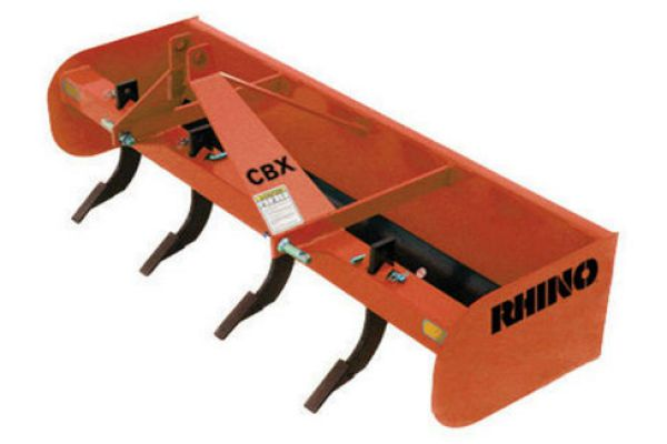 Rhino | Compact Box Blade | Model CBX48 for sale at Sorum Tractor Co., Inc.