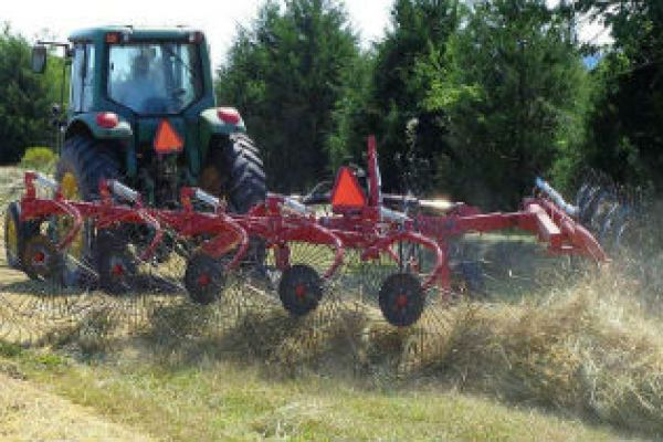 Rhino | Hay Equipment | Crop Driven Rakes for sale at Sorum Tractor Co., Inc.