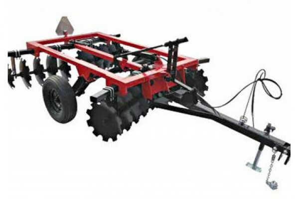 Rhino | Pull-Type Compact Disc Harrows | Model DHP10 for sale at Sorum Tractor Co., Inc.