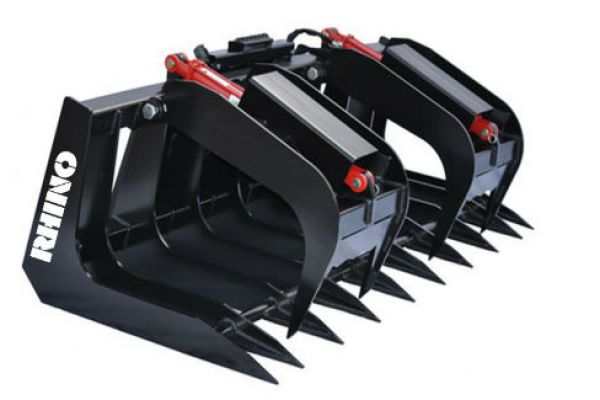 Rhino | Heavy Duty - Brush Grapples | Model BRGR72 for sale at Sorum Tractor Co., Inc.