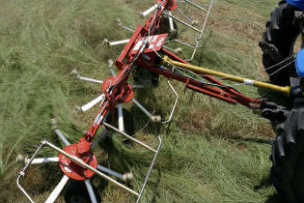 Rhino | Hay Equipment | Hay Tedders for sale at Sorum Tractor Co., Inc.