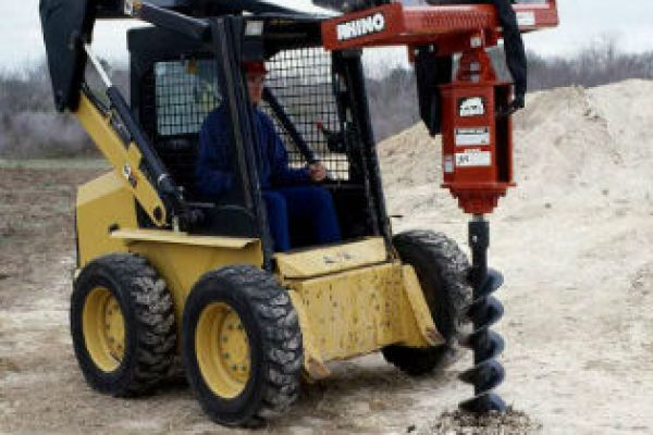 Rhino | Post Hole Diggers | Hydraulic Drive for sale at Sorum Tractor Co., Inc.