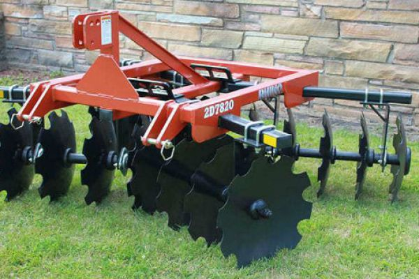 Rhino | Lift-Type Compact Disc Harrows | Model 1D6018 for sale at Sorum Tractor Co., Inc.