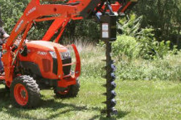 Land Pride | Dirtworking | SA20 Series Post Hole Digger for sale at Sorum Tractor Co., Inc.