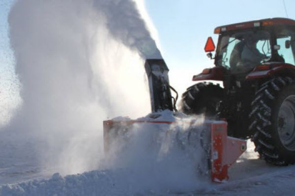 Land Pride | SBD35 Series Snow Blowers | Model SBD3596 for sale at Sorum Tractor Co., Inc.