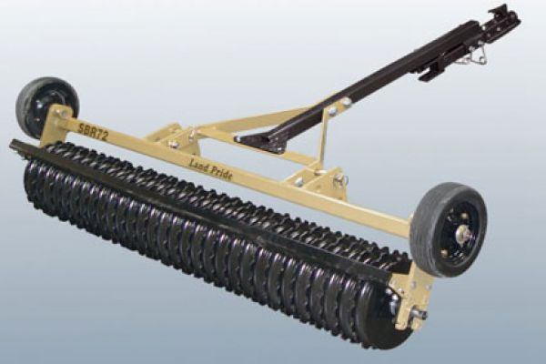 Land Pride | Dirtworking | SBR Series Seed Bed Rollers for sale at Sorum Tractor Co., Inc.