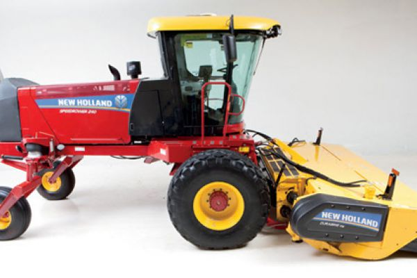 New Holland | Speedrower® SP Windrowers Tier 3 | Model Speedrower 240 for sale at Sorum Tractor Co., Inc.