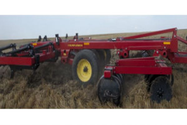 Sunflower | Primary Tillage Tools | 4600 Series Disc Rippers for sale at Sorum Tractor Co., Inc.