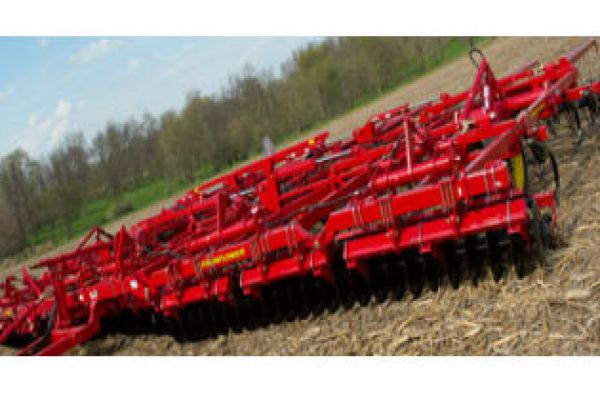 Sunflower | Land Finishers & Vertical Tillage | 6630 Series Vertical Tillage System for sale at Sorum Tractor Co., Inc.