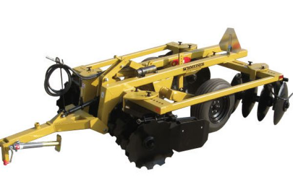T.G. Schmeiser Pull Type Tandem Disc PTM for sale at Sorum Tractor Co., Inc.