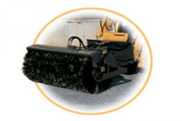 Woods | Angle Brooms | Model AB840-2 for sale at Sorum Tractor Co., Inc.