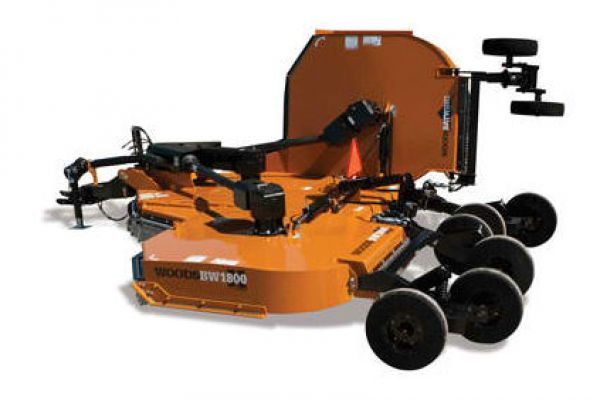 Woods | Batwing Cutters | Model BW1800X for sale at Sorum Tractor Co., Inc.