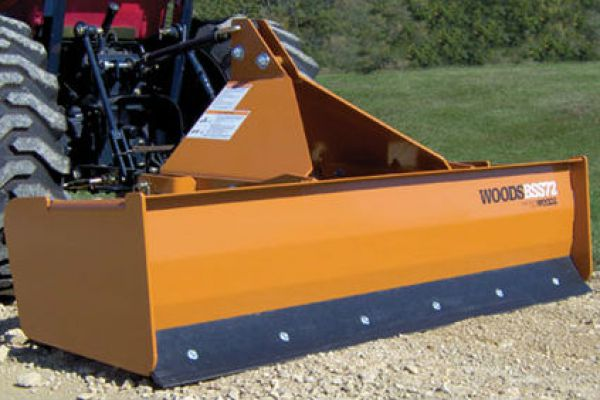 Woods | Box Scrapers | Model BSS72 for sale at Sorum Tractor Co., Inc.