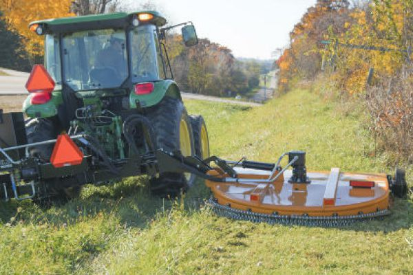 Woods | Ditch Bank Cutters | Model DBH6.30 for sale at Sorum Tractor Co., Inc.