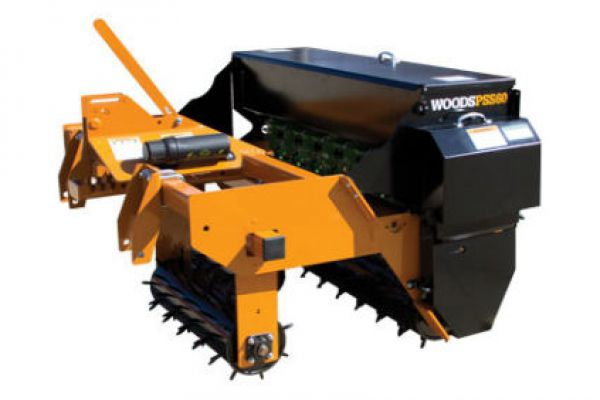 Woods | Precision Super Seeders | Model PSS60 for sale at Sorum Tractor Co., Inc.