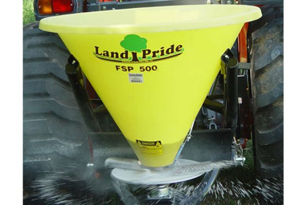 Land Pride | Dirtworking | FSP Series Spreaders for sale at Sorum Tractor Co., Inc.