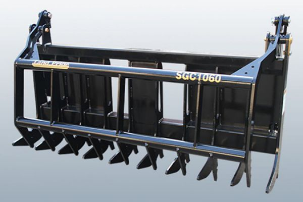 Land Pride | Dirtworking | SGC10 Series Claw Grapples for sale at Sorum Tractor Co., Inc.