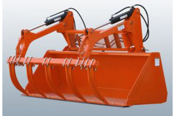 Land Pride | Dirtworking | GB25 & GBE25 Series Grapple Buckets for sale at Sorum Tractor Co., Inc.