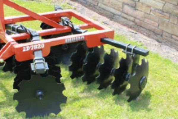 Rhino | Landscape & Construction | Disc Harrows for sale at Sorum Tractor Co., Inc.