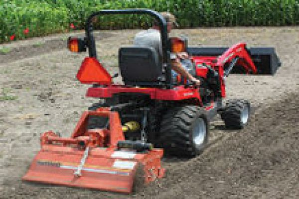 Rhino | Landscape & Construction | Tillers for sale at Sorum Tractor Co., Inc.